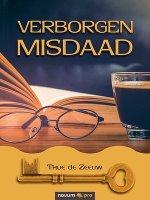 cover image of Verborgen misdaad