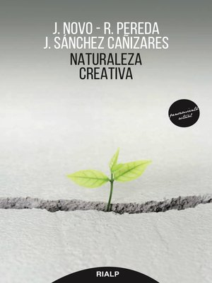 cover image of Naturaleza creativa
