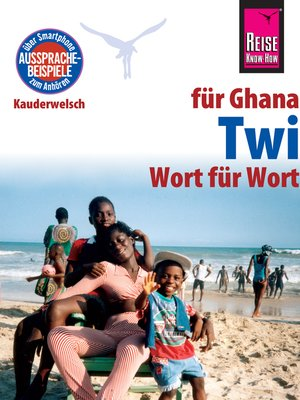 cover image of Reise Know-How Sprachführer Twi für Ghana--Wort für Wort