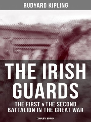 cover image of THE IRISH GUARDS