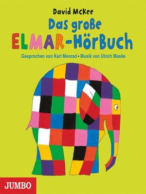 cover image of Das große ELMAR-HörBuch