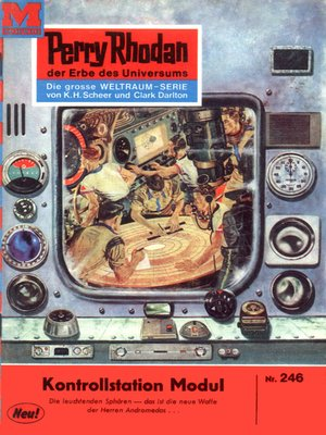 cover image of Perry Rhodan 246