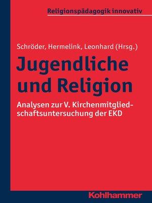 cover image of Jugendliche und Religion