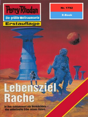cover image of Perry Rhodan 1792