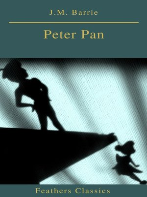 cover image of Peter Pan (Feathers Classics)