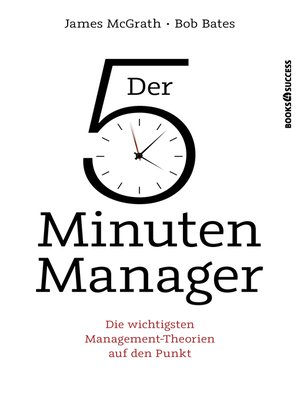 cover image of Der 5-Minuten-Manager