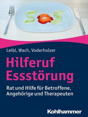 cover image of Hilferuf Essstörung