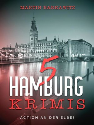 cover image of 5 Hamburg Krimis