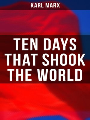 cover image of Ten Days That Shook the World