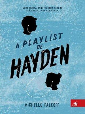 cover image of A playlist de Hayden