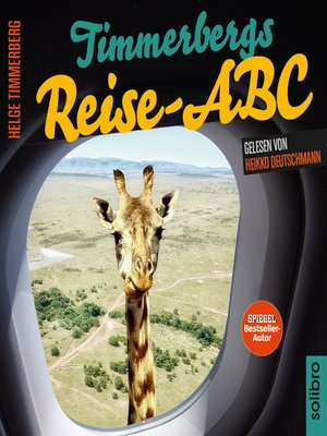 cover image of Timmerbergs Reise-ABC