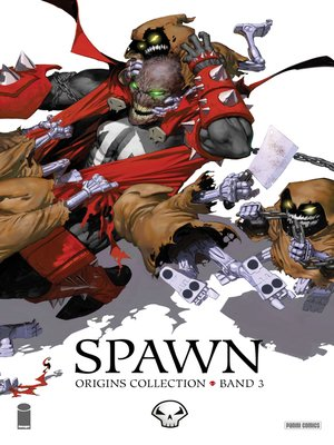 cover image of Spawn Origins, Band 3