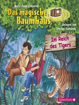 cover image of Im Reich des Tigers