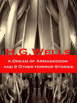 cover image of A Dream of Armageddon and 9 Other Horror Stories