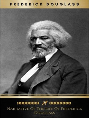 cover image of Narrative of the Life of Frederick Douglas