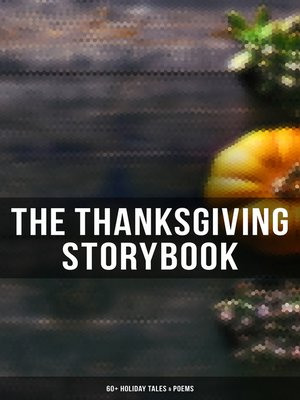cover image of The Thanksgiving Storybook