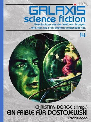 cover image of GALAXIS SCIENCE FICTION, Band 14