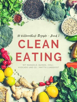 cover image of 50 Vollwertkost-Rezepte--Band 2