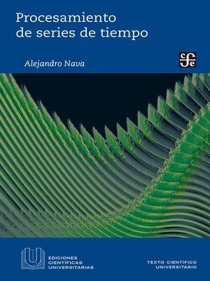 cover image of Procesamiento de series de tiempo