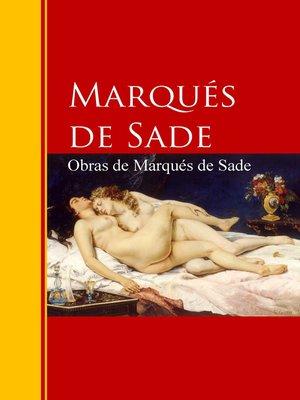 cover image of Obras de Marqués de Sade