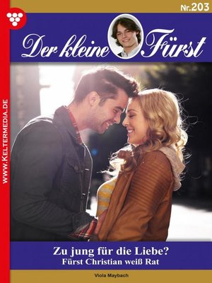 cover image of Der kleine Fürst 203 – Adelsroman