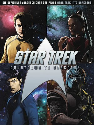 cover image of Star Trek--Countdown to Darkness