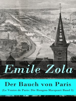 cover image of Der Bauch von Paris (Le Ventre de Paris