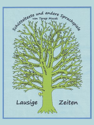 cover image of Lausige Zeiten