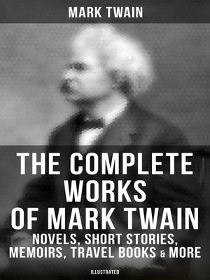 cover image of The Complete Works of Mark Twain