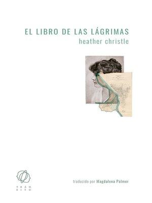 cover image of El libro de las lágrimas