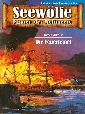cover image of Seewölfe--Piraten der Weltmeere 312