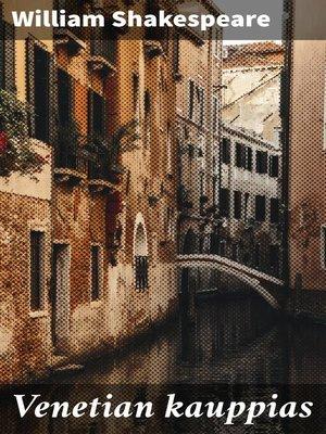 cover image of Venetian kauppias