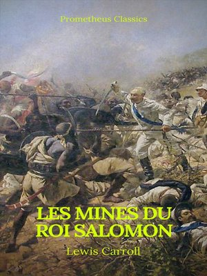 cover image of Les Mines du roi Salomon (Table de matiere Active)(Prometheus Classics)