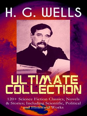 cover image of H. G. WELLS Ultimate Collection
