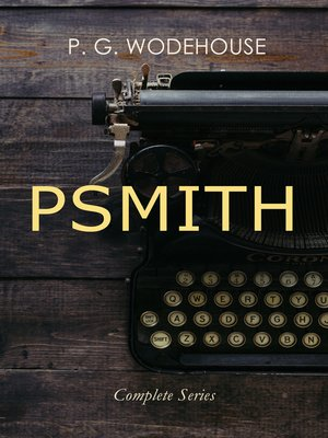 cover image of PSMITH--Complete Series