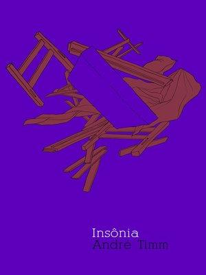 cover image of Insônia