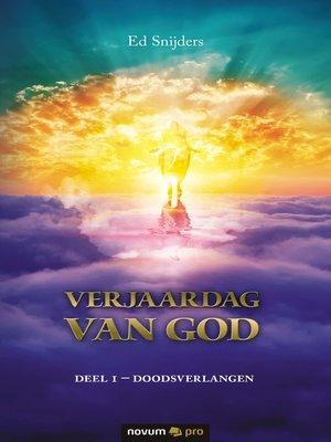 cover image of Verjaardag van God