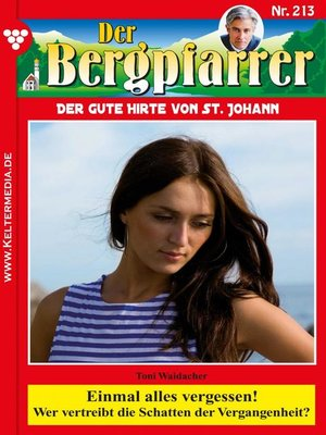 cover image of Der Bergpfarrer 213 – Heimatroman