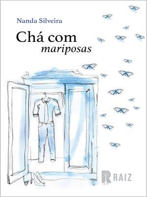cover image of Chá com mariposas