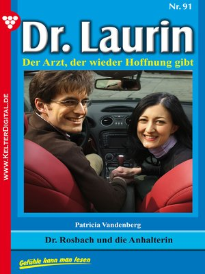 cover image of Dr. Laurin 91--Arztroman