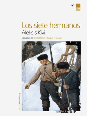 cover image of Los siete hermanos