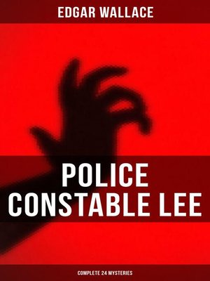 cover image of Police Constable Lee