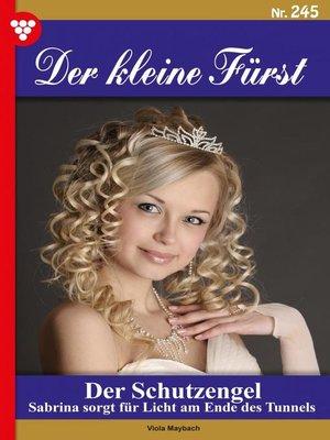 cover image of Der kleine Fürst 245 – Adelsroman