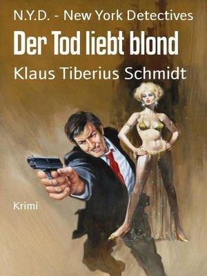 cover image of Der Tod liebt blond