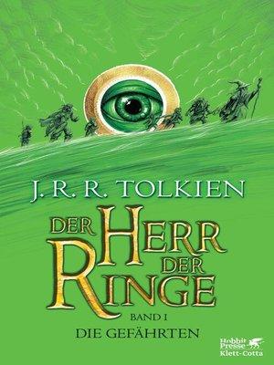 cover image of Der Herr der Ringe--Die Gefährten