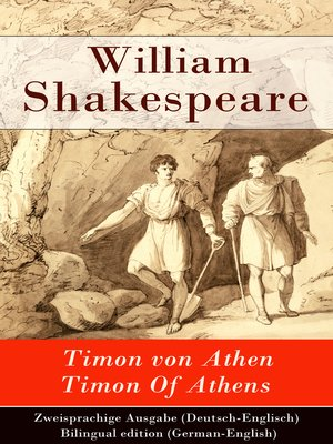 cover image of Timon von Athen / Timon of Athens--Zweisprachige Ausgabe (Deutsch-Englisch) / Bilingual edition (German-English)