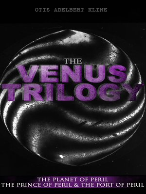 cover image of The Venus Trilogy