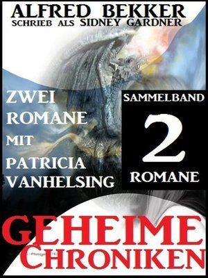 cover image of Nachtgötter (Drei Romane mit Patricia Vanhelsing)