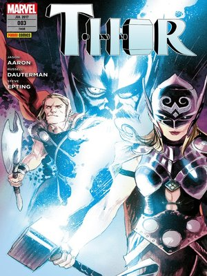 cover image of Thor 3--Mjolnirs Geheime Herkunft