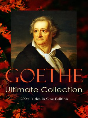cover image of GOETHE Ultimate Collection